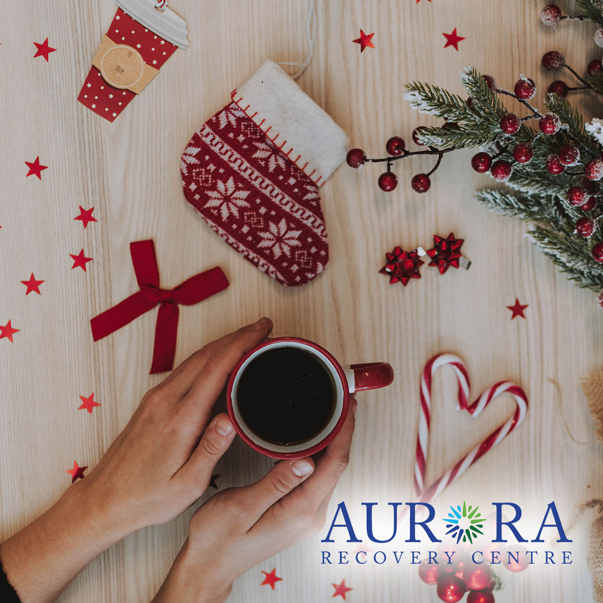 holiday season in recovery