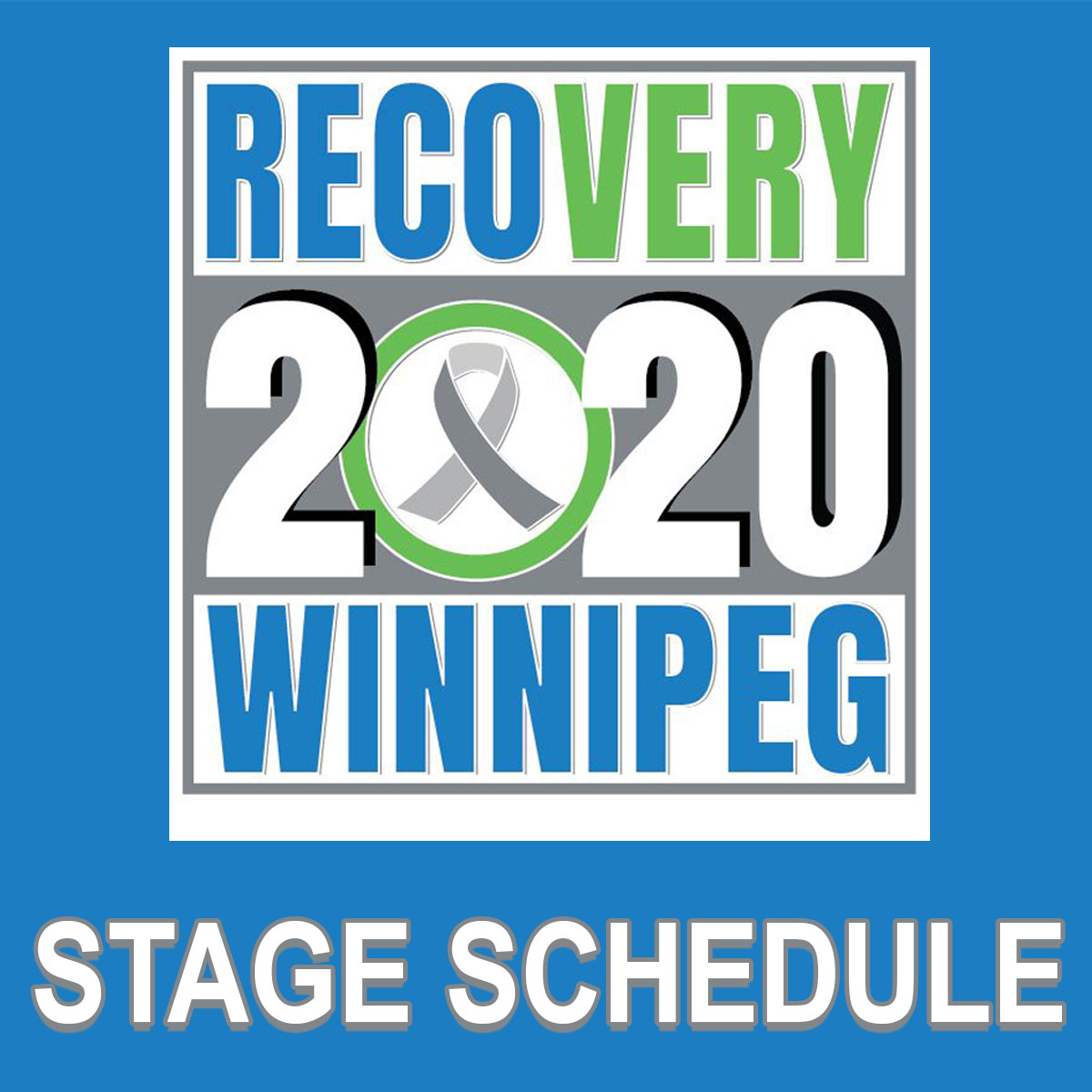 Recovery Day Winnipeg Stage Schedule